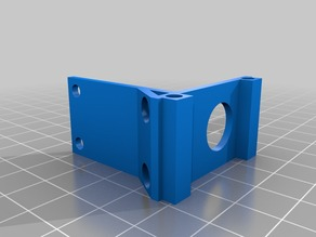 Anet A8 Laser Mount