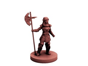 Knight of the Rose (18mm scale)