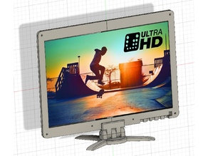 Recycled Laptop Display Mount / Monitor (LTN154X3)