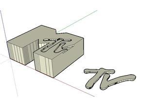 Logo 3D MTV