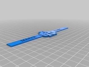 MakerFaire Bracelet
