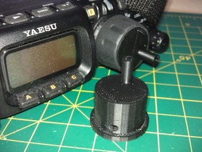 Parametric FT-817 Crank Knob
