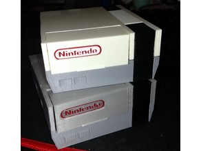 Raspbery Pi B+ Nintendo NES style Case (Single Extruder version of Koopas design)