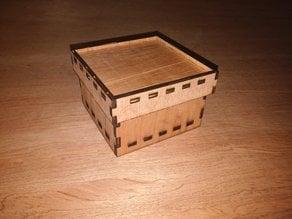 Parametric Lasercut Box