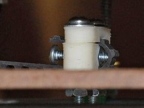 Prusa Y Belt tensioner for SAE Hardware and T-5 belt