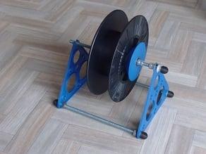 support bobine simple