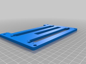Printrbot Simple Bed (Bottom)