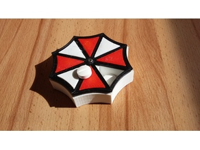 Umbrella Pillbox