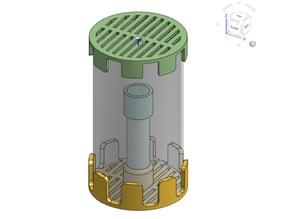 Bell Siphon Endcaps