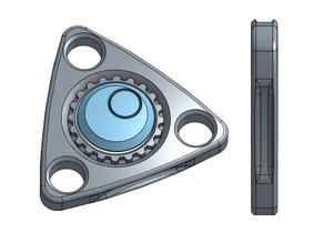 Rotary Fidget Spinner