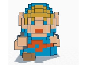 Link (from the 2d Breath of the Wild prototype)