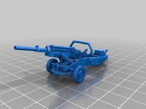 M102 105mm howitzer (US)