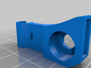 Anycubic i3 Mega XT-1 Hotbed Cable Holder