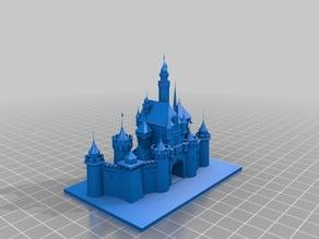 Disneyland Castle (smaller)
