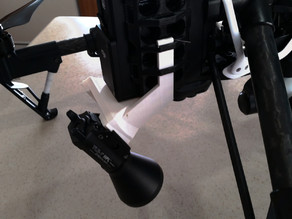 Inspire 1 Dual Searchlight mount - GoPro mount system version