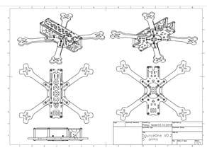 SOURCE ONE v0.2 - Assembled Model