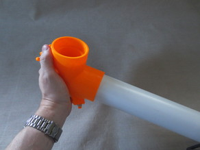 PVC Periscope Fitting (2 inch)