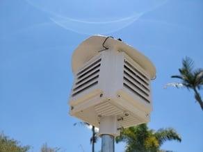 IOT ESP8266 Weather Station with OTA Updates