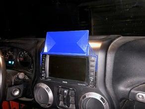 Jeep IphoneX Dock