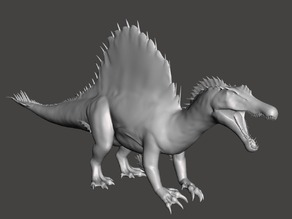 The Spino from Ark Survival Evolved