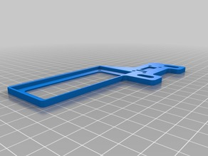 Joystick Mount Bracket for Zero Delay USB Encoder