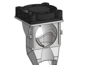 MP Mini Select 3D PLA & PETG 40mm Fan Shroud