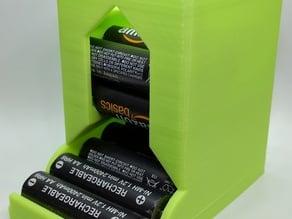 Battery Dispenser V3 STACK-ABLE (remix)