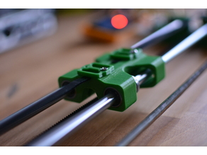 1-Axis Linear Slider