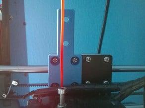 Flexible filament tensor for Anet A8