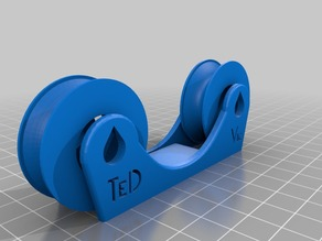 spool stand part