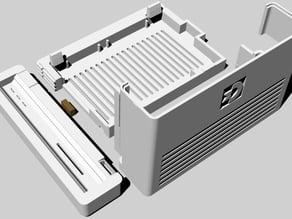 RaspberryPi Amiga 3000 inspired Case