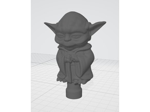 Spinning Yoda for alfawise