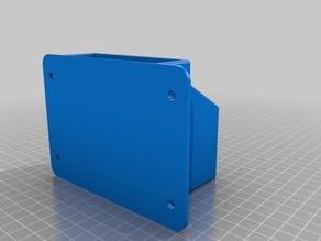 Stratux / Battery combo holder