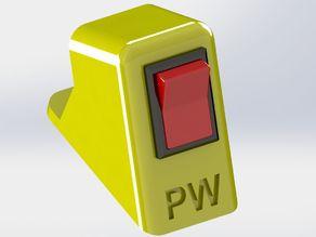 3dpBurner2 power switch