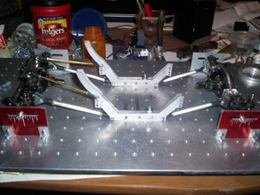 R/C Chassis Assembly Jig