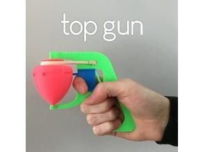 Elastic Top Gun!