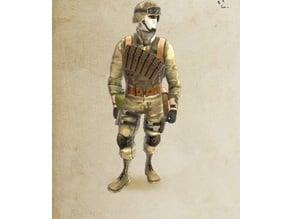 Battlefield Heroes Figure