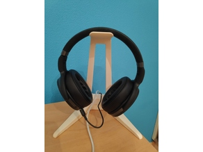 Improvement of MakerBot Headphone Stand