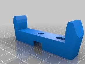 Updated Grip for Rubik's Cube Solving Robot