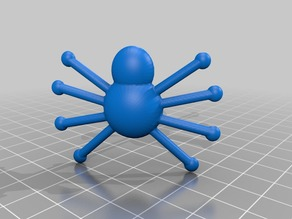 spider (simple easy print)