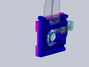 Printrbot Simple Adjustable YZ