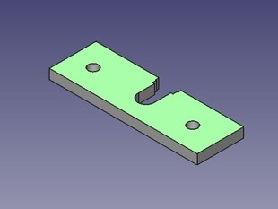 Changeable Hotend Mount for extruder Setup
