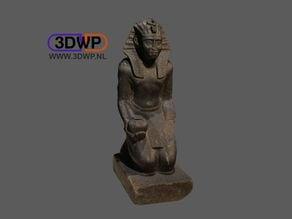 Egyptian Sculpture 3D Scan