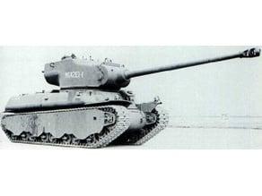 M6A2E1 Heavy Tank