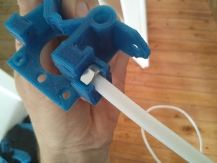 3mm Airtripper's Bowden Extruder for M6 nuts