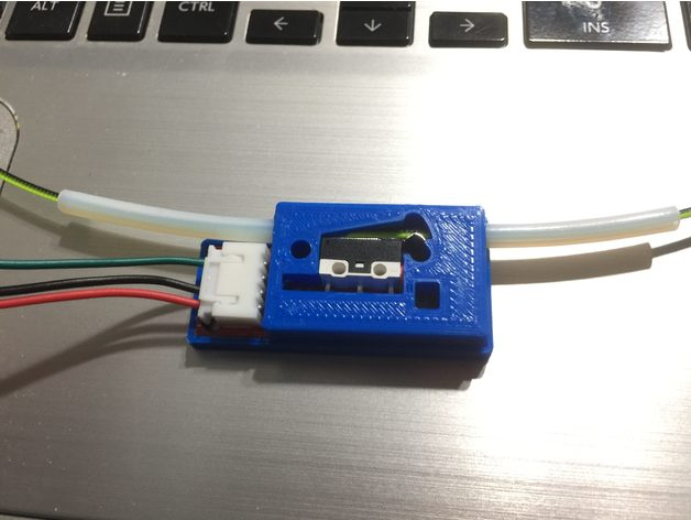 Filament Sensor - MakerBot Endstop Runout Switch 1.75mm by ... on