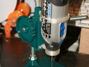 Dremel Adapter for Mini Drill Press