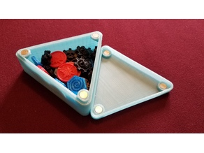 Magnetic Token Box