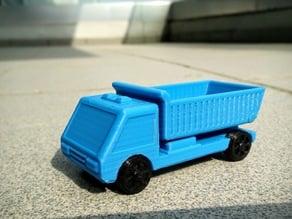 Dumper/tipper truck