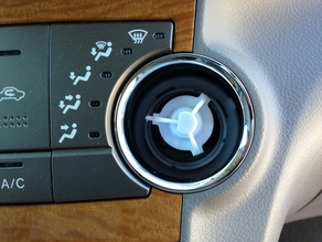 Fix for broken Toyota Highlander Knob
